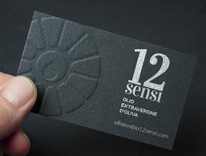 Branding 12 sensi
